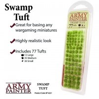 ARMY PAINTER BASING - SWAMP TUFT 2019