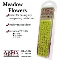ARMY PAINTER BASING MEADOW FLOWERS XP