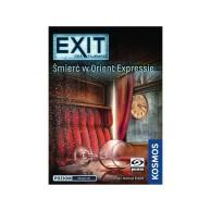 EXIT: Gra Tajemnic - Śmierć w Orient Expressie Kooperacyjne Galakta
