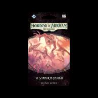 Horror w Arkham LCG: W Szponach Chaosu Przerwany krąg Galakta
