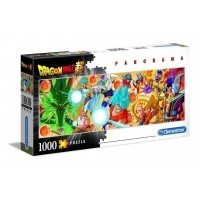 Puzzle 1000 el. Dragon Ball - Panorama High Quality Collection