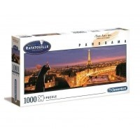 Puzzle 1000 el. Ratatouille - Panorama High Quality Collection