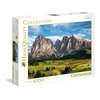 Puzzle 1000 el. Korona Alp - High Quality Collection High Quality Collection Clementoni