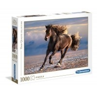 Puzzle 1000 el. Free Horse - High Quality Collection