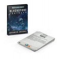 Warhammer Quest: Blackstone Fortress – Advanced Arsenal Warhammer Quest: Blackstone Fortress Games Workshop