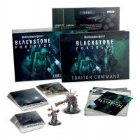 Warhammer Quest: Blackstone Fortress – Traitor Command Warhammer Quest: Blackstone Fortress Games Workshop
