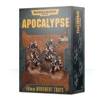 Apocalypse 40mm Movement Trays