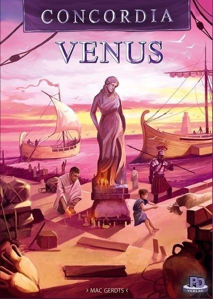 Concordia Venus - EN/DE