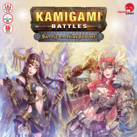 Kamigami Battles: Battle of the Nine Realms Karciane Japanime Games