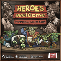 Heroes Welcome: Merchants of Dragon Reach Ekonomiczne Pencil First Games, LLC