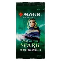 MTG: War of the Spark Booster Pack Magic The Gathering TCG Wizards of the Coast