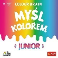 Myśl kolorem Colour Brain Junior