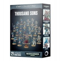Start Collecting! Thousand Sons Thousand Sons Games Workshop