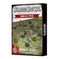 Blood Bowl: Wood Elf Pitch