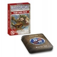 Blood Bowl: Wood Elf Team Card Pack