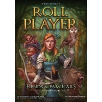 Roll Player: Fiends & Familiars Expansion (edycja Kickstarter Big Box)