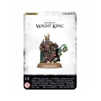 Warhammer Age of Sigmar: Wight King with Baleful Tomb Blade