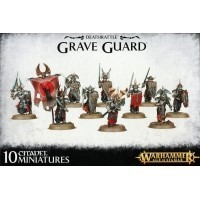 Warhammer Age of Sigmar: Grave Guard