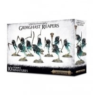 Warhammer Age of Sigmar: Grimghast Reapers