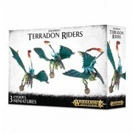 Warhammer Age of Sigmar: Terradon Riders Seraphon Games Workshop