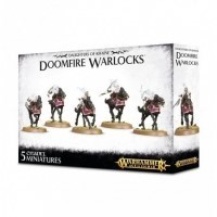 Age o Sigmar: Doomfire Warlocks Daughters of Khaine Games Workshop