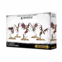 Age o Sigmar: Khinerai Heartrenders Daughters of Khaine Games Workshop