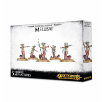 Age o Sigmar: Melusai Blood Sisters Daughters of Khaine Games Workshop