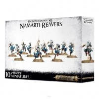 Warhammer Age of Sigmar: Namarti Reavers Idoneth Deepkin Games Workshop