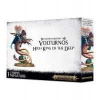 Warhammer Age of Sigmar: Volturnos, High King of the Deep