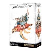Warhammer Age of Sigmar: Akhelian Leviadon Idoneth Deepkin Games Workshop