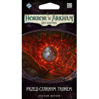 Horror w Arkham LCG: Przed Czarnym Tronem Przerwany krąg Galakta