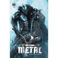 Batman Metal. Metal - Mroczny wczechświat. Tom 3