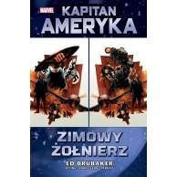 Kapitan Ameryka - Zimowy Żołnierz. Tom 1