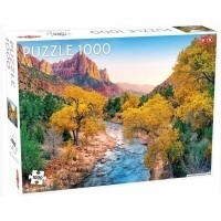 Puzzle 1000 el. - Watchman Mountain