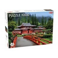 Puzzle 1000 el. - Byodo-In Temple