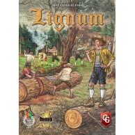 Lignum (second edition) Ekonomiczne Capstone Games