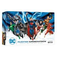 Pojedynek Superbohaterów DC DC Deck Building Game