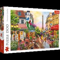 Puzzle 1500 el. Urok Paryża Pejzaże Trefl
