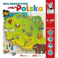 Gra edukacyjna - Polska