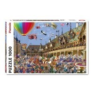 Puzzle 1000 el. Ruyer, Aukcja Win Malarstwo Piatnik