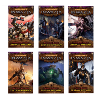 Warhammer: Inwazja LCG: zestaw cykl krawej wyprawy