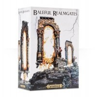 Baleful Realmgates Scenerie Games Workshop