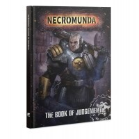 Necromunda: The Book of Judgement Necromunda Games Workshop