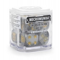 Necromunda: Enforcer Patrol Dice Set