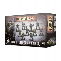 Necromunda: Palanite Enforcer Patrol Necromunda Games Workshop