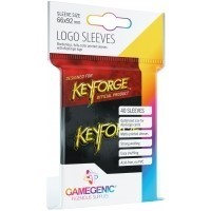 Gamegenic: KeyForge - Logo Sleeves Black