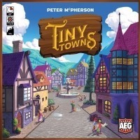 Tiny Towns Rodzinne Alderac Entertainment Group