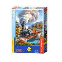 Puzzle 200 el. Train Crossing