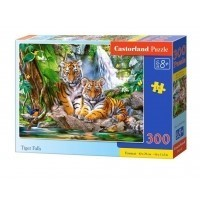 Puzzle 300 el. Tiger Fails