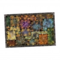 Altar Quest: Neoprene Game Board Mat